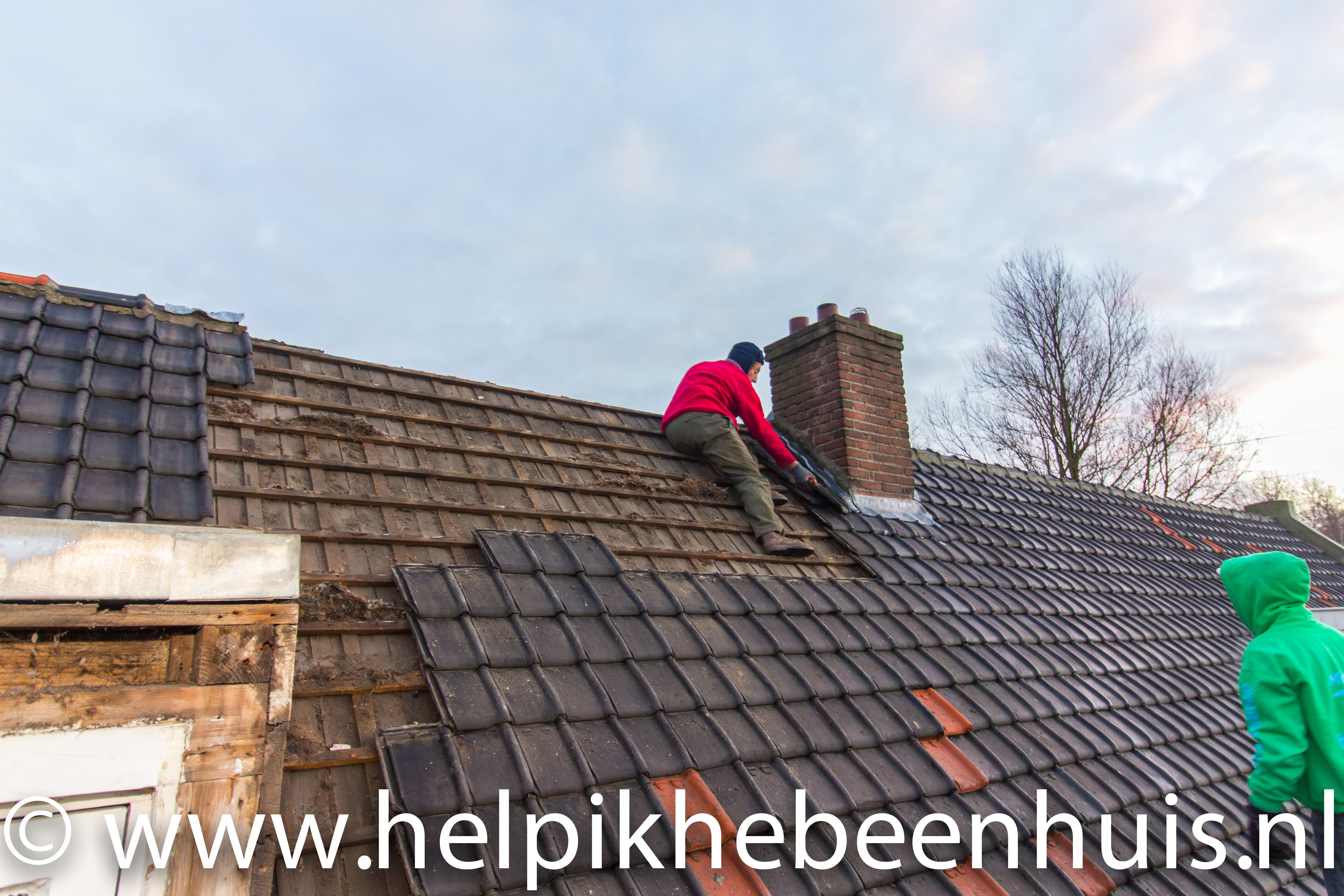 Http: helpikhebeenhuis.nl zo isoleren dak week